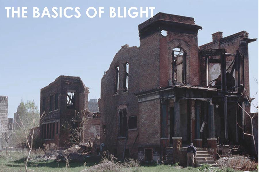 The Basics of Blight